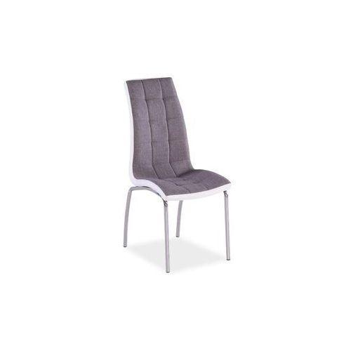Signal meble Krzesło h-104 szary materiał
