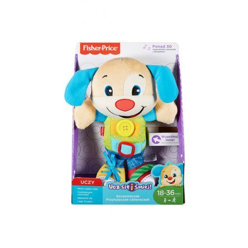 Mattel Zabawka fisher price szczeniaczek przytulaczek ubieraczek fbp263