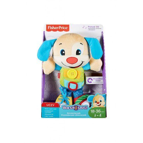 Zabawka fisher price szczeniaczek przytulaczek ubieraczek fbp263 marki Mattel