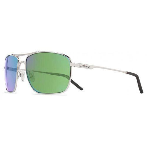 Revo Okulary słoneczne re3089 groundspeed crystal polarized 04ggn