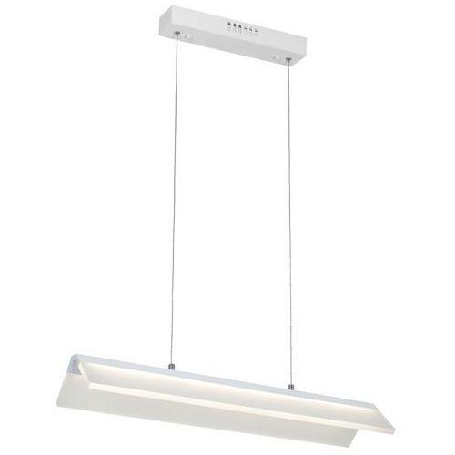 Lampa wisząca zwis vento 1x24w led biała 309 marki Milagro