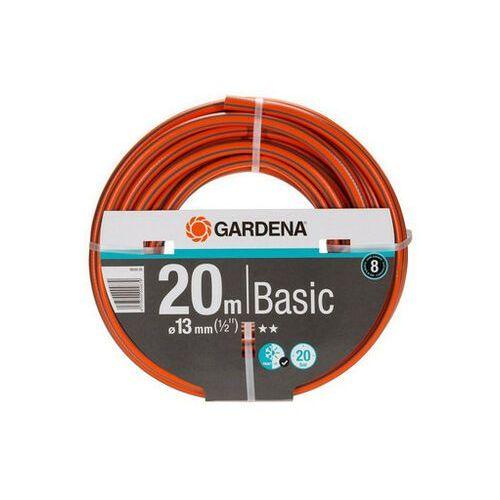 """Gardena wąż ogrodowy basic 1/2"""", 20 m - darmowa dostawa od 95 zł!"""