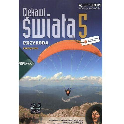 Przyroda SP KL 5. Podręcznik. Ciekawi świata (2013), Operon