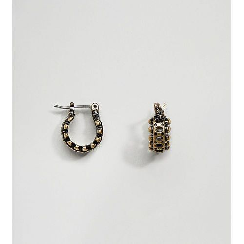 Reclaimed vintage inspired gold hoop earring exclusive to asos - gold