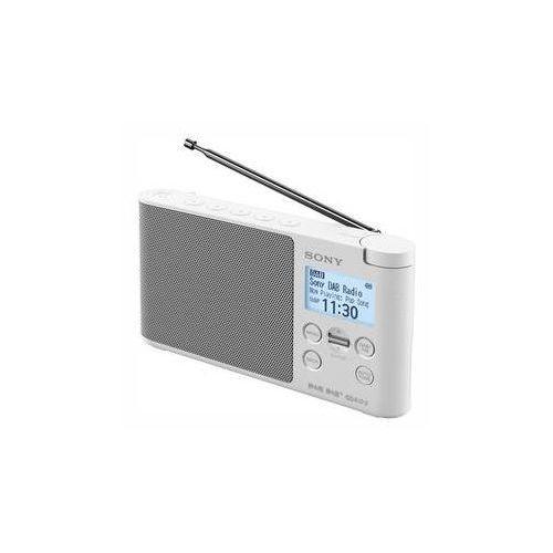 Sony Radio z dab xdr-s41dw biały