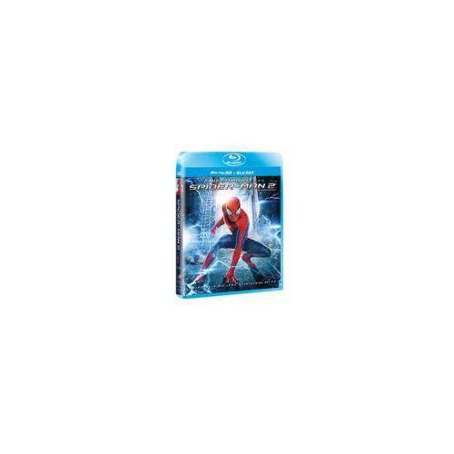 Niesamowity Spider Man 2 3D (Blu-ray) - Marc Webb DARMOWA DOSTAWA KIOSK RUCHU (5903570070822)