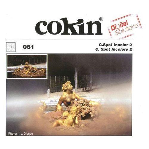 p061 filtr center spot 2 bezbarwny systemu cokin p marki Cokin