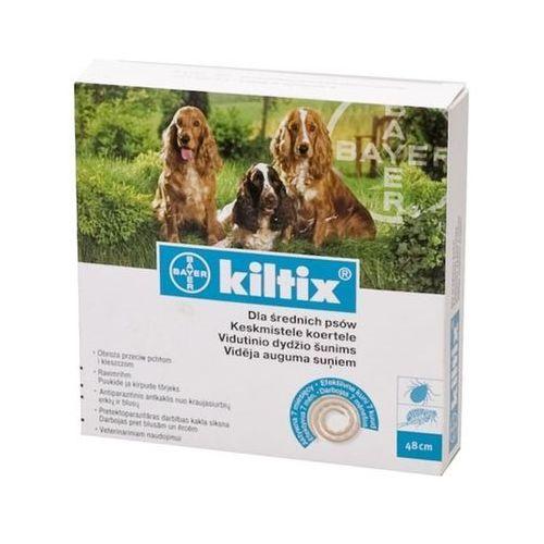 BAYER Kiltix - Obroża dla psów średnich (dł. 53cm)