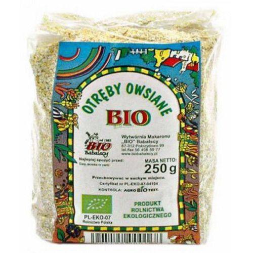 Otręby owsiane bio 250g marki Bio babalscy