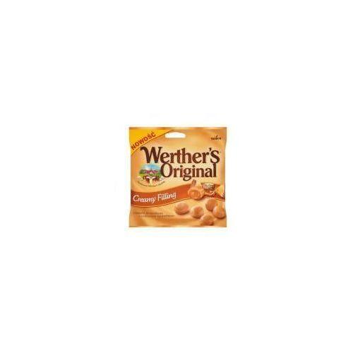 Storck Cukierki śmietankowe z nadzieniem karmelowym werther's original 80 g (4014400918106)