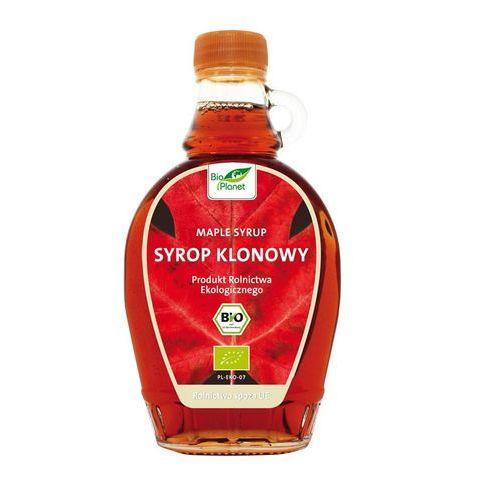 Bio Planet: syrop klonowy klasa B BIO - 250 ml - produkt z kategorii- Cukier i słodziki