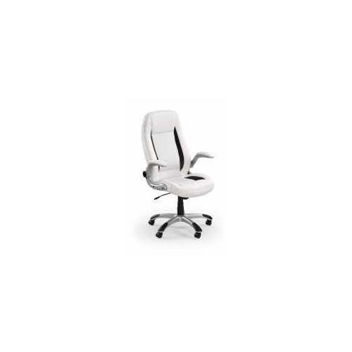 Halmar Fotel saturn biały - zadzwoń i złap rabat do -10%! telefon: 601-892-200