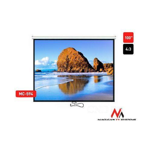 Ekran projekcyjny Maclean MC-594 (5903292801094)