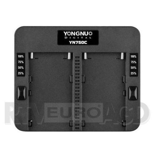 Yongnuo YN750C Ładowarka do akumulatorów z serii NP-F (6947110912011)