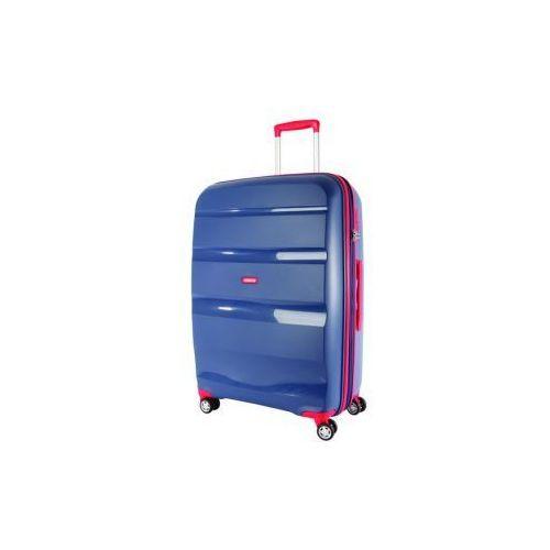 AMERICAN TOURISTER walizka średnia z kolekcji BON AIR materiał Polipropylen twarda 4 koła zamek szyfrowy TSA