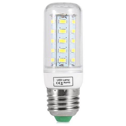 E27 SMD 5730 36 LEDs White Light LED Corn Lamp ( 18W AC 220V 6000 - 6500K )