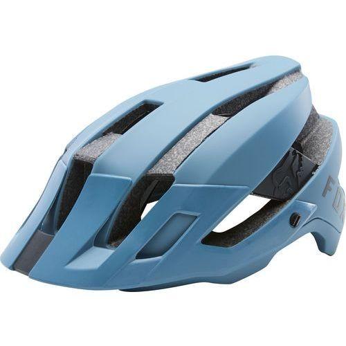Fox flux kask rowerowy mężczyźni niebieski l/xl | 59-63cm 2018 kaski rowerowe (0884065897054)