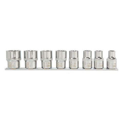 Zestaw nasadek NEO Spline 10 - 24 mm 1/2 cala 08-651 (8 elementów)