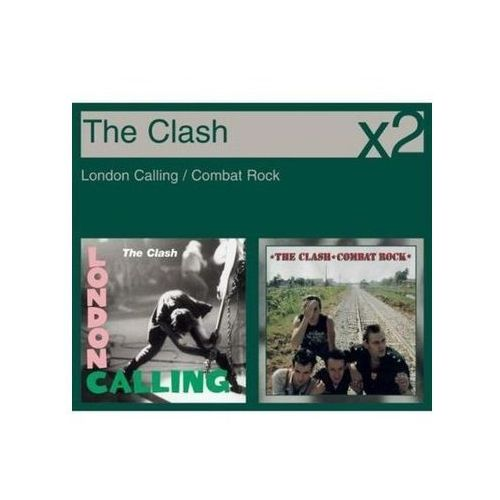 The Clash - London Calling / Combat Rock (muzyka alternatywna)