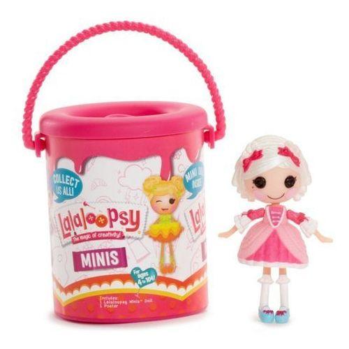 Lalaloopsy mini lalaloopsy w pojemniczkach figurki marki Mga