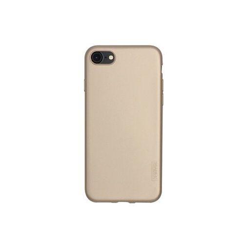 Apple iphone 7 - etui na telefon guardian - gold marki X-level