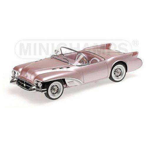 buick wildcat ii concept 1954 marki Minichamps