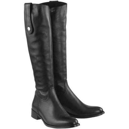 Kozaki Nessi 1120010 Czarne 14, kolor czarny
