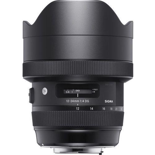 a 12-24mm f/4 dg hsm canon - produkt w magazynie - szybka wysyłka! marki Sigma