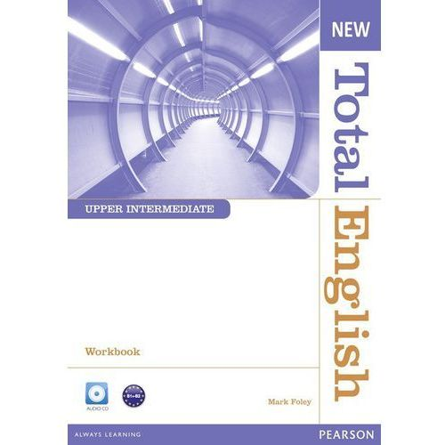 New Total English Upper-Intermedia Workbook Z Płytą Cd (2012)