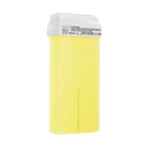 Premium textile gel epi ananas wosk do depilacji z szeroką rolką (ananas)