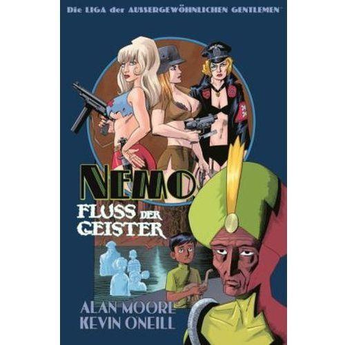 Die Liga der außergewöhnlichen Gentlemen - Nemo: Fluss der Geister (9783957985620)