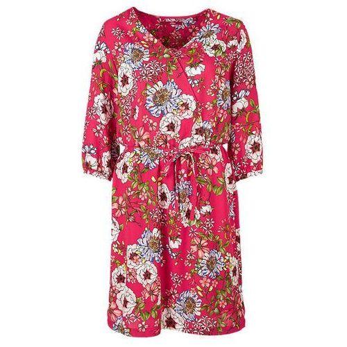 s.Oliver sukienka damska 38 różowy, kolor różowy