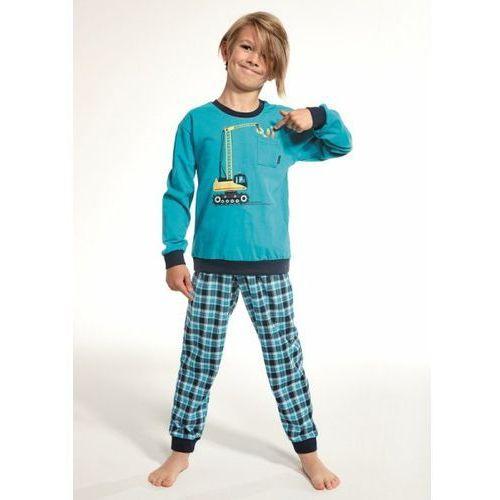 Cornette kids boy 255/89 crane 86-128 piżama chłopięca