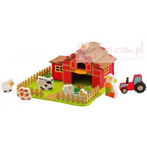 Wesoła Farma, Zestaw z pianki Sevi - produkt z kategorii- Pozostałe lalki i akcesoria