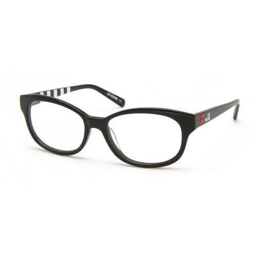 Okulary korekcyjne  ml 005 01 marki Moschino