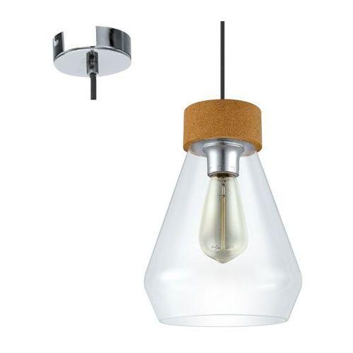 Eglo 49262 - lampa wisząca vintage 1xe27/60w/230v