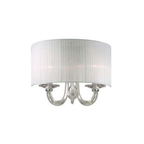 Ideal lux 35864 - kinkiet swan 2xe14/40w/230v (8021696035864)