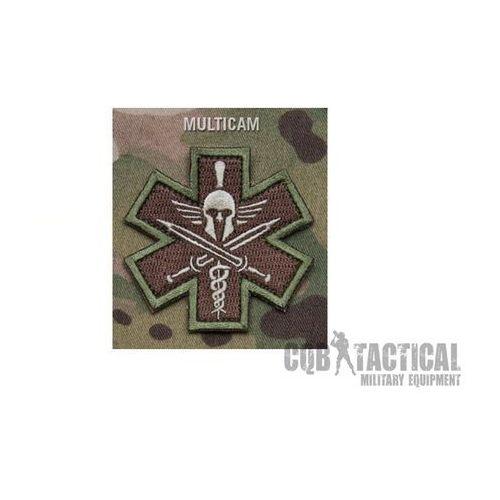 Mil-spec monkey Naszywka tactical medic - spartan multicam