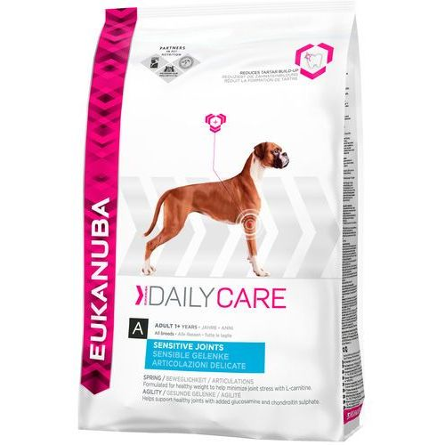 EUKANUBA DAILY CARE SENSITIVE JOINTS 2x12,5 kg