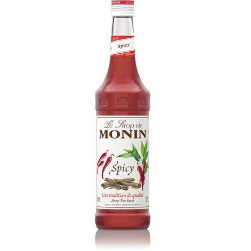 Syrop KORZENNY Spicy Monin 700ml z kategorii Napoje, wody, soki