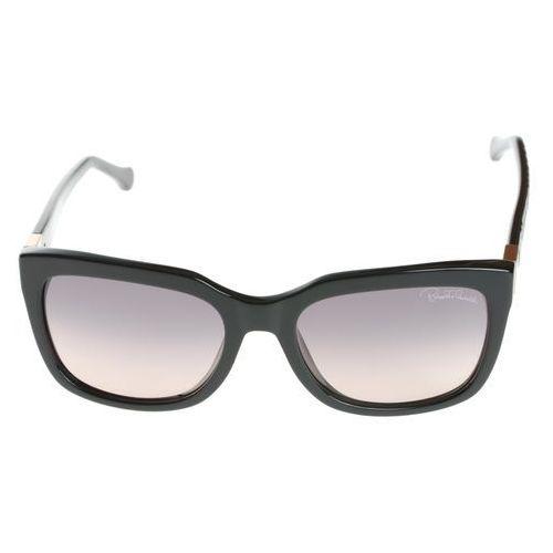 Roberto Cavalli Albali Okulary przeciwsłoneczne Czarny UNI, kolor żółty