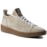 Sneakersy - f855sn136l56 gris perle 94 marki Kenzo