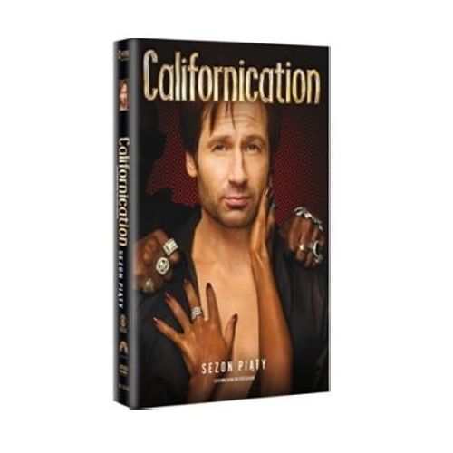 Californication. Sezon 5 (3DVD) - produkt z kategorii- Seriale, telenowele, programy TV
