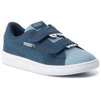Sneakersy PUMA - Smash V2 Monster V Inf 369681 03 Gibraltar Sea/Faded Denim, kolor niebieski