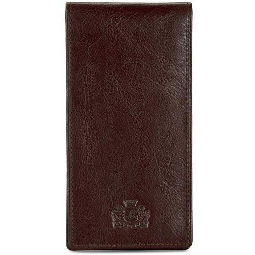 Etui na karty kredytowe WITTCHEN - Italy 21 2-170 4 Brązowy z kategorii etui i pokrowce