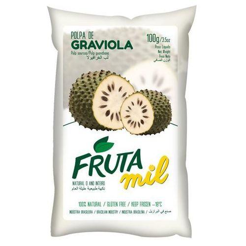 Graviola, Guanabana, Flaszowiec miąższ (puree owocowe, pulpa, sok z miąższem) bez cukru