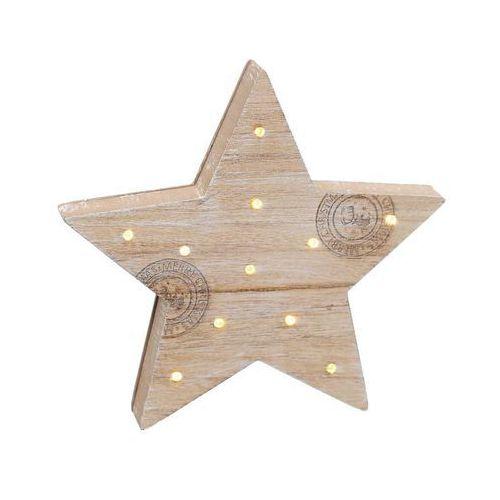 Gwiazda drewniana JUMI (5900410785144)