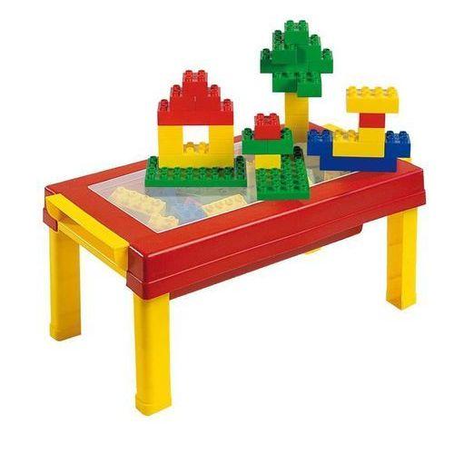 Unico Mini stół z klockami - BEZPŁATNY ODBIÓR: WROCŁAW!
