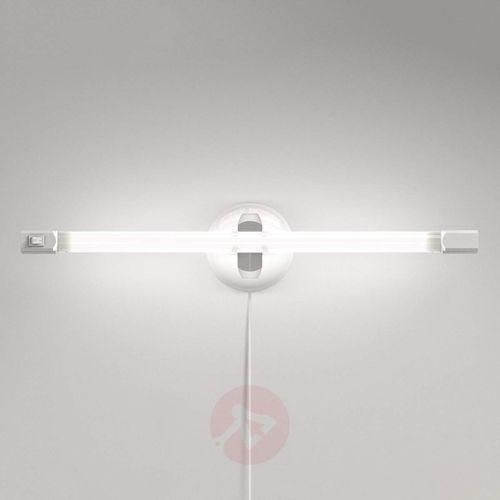 Lampa ścienna LED OSRAM Chameleon 4052899971509, LED wbudowany na stałe, 800 lm, 4000 K, (DxS) 60 cm x 3.5 cm, biały, Chameleon