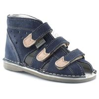 Dziecięce buty profilaktyczne Danielki WZS104/114 Jeans